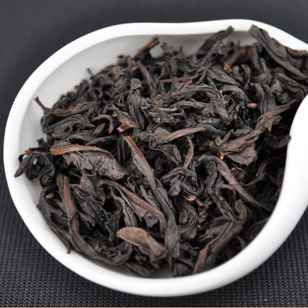5 Years Aged Da Hong Pao Oolong Tea from Wu Yi Mountain