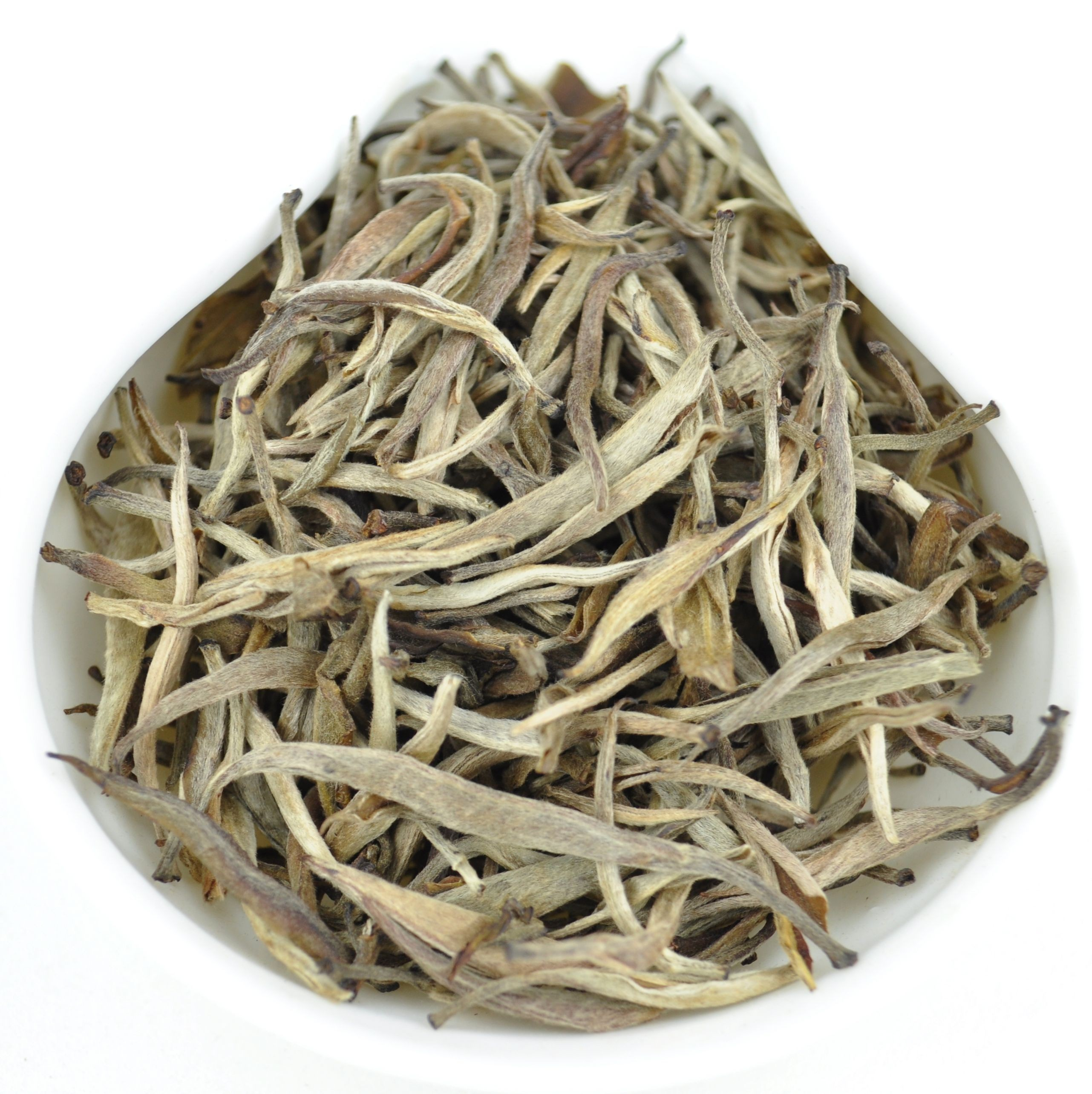 Assamica Sun-Dried Silver Needles White Pu-erh tea * Autumn 2015