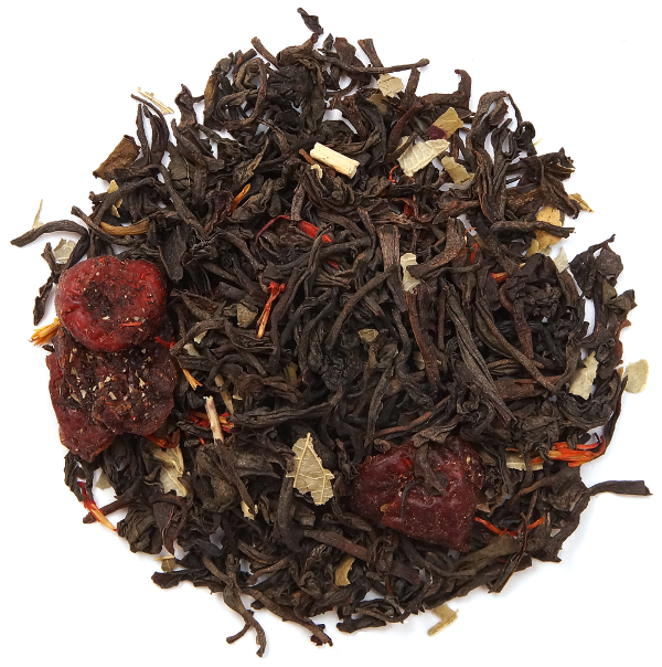 Black Tea with Elderberry