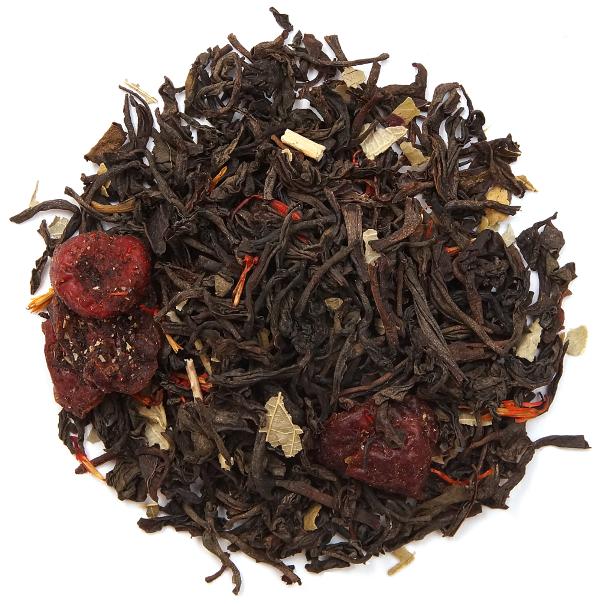Black Tea with Elderberry