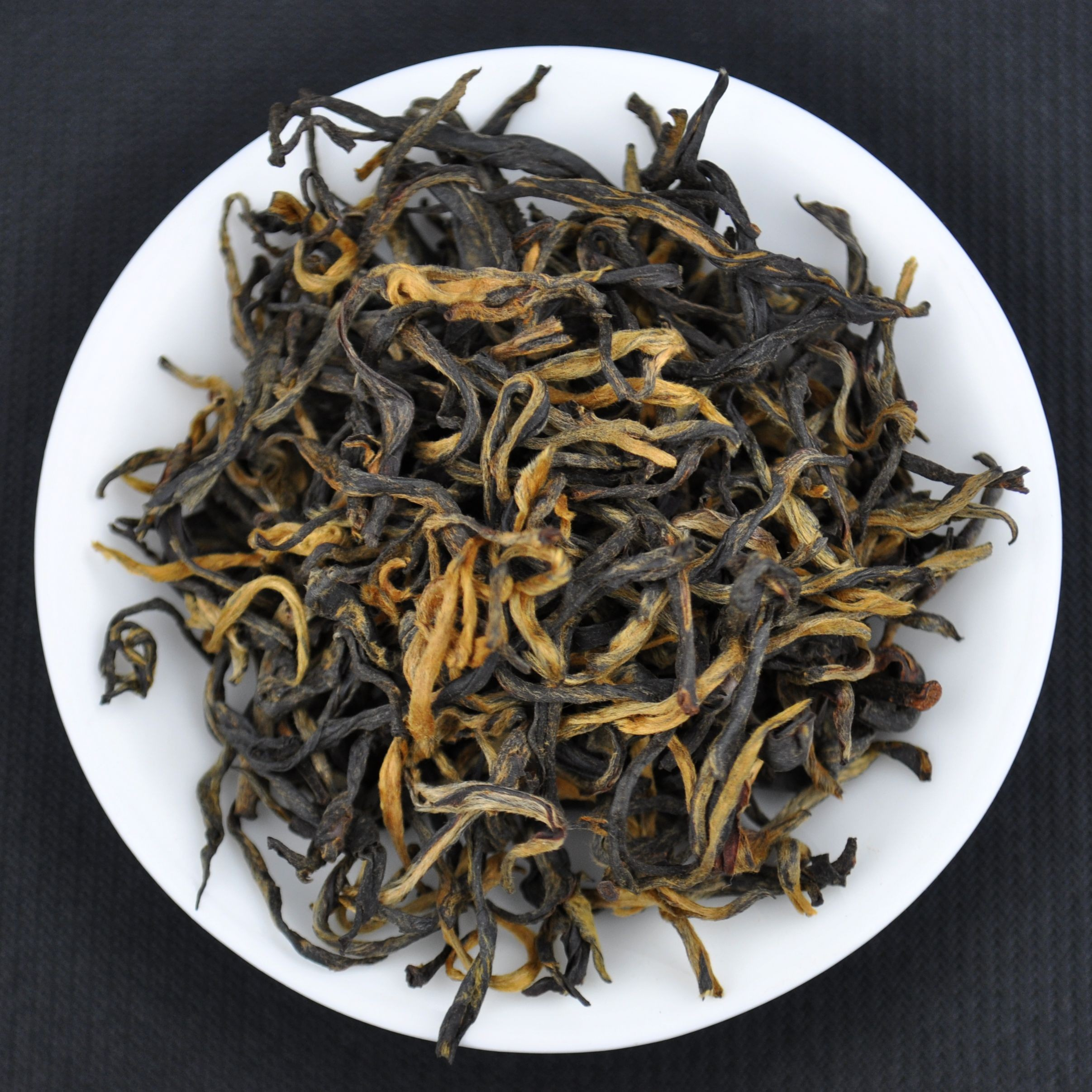 Da Hu Sai Village Wild Arbor Black Tea of Yunnan * Autumn 2014