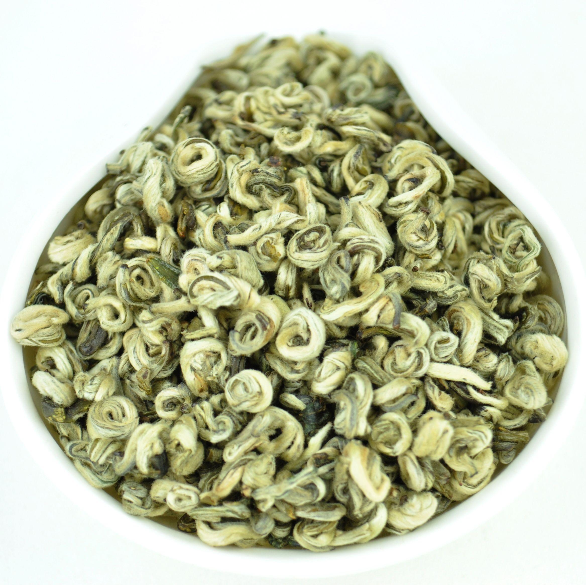 Imperial Grade Pure Bud Bi Luo Chun Green Tea * Spring 2016