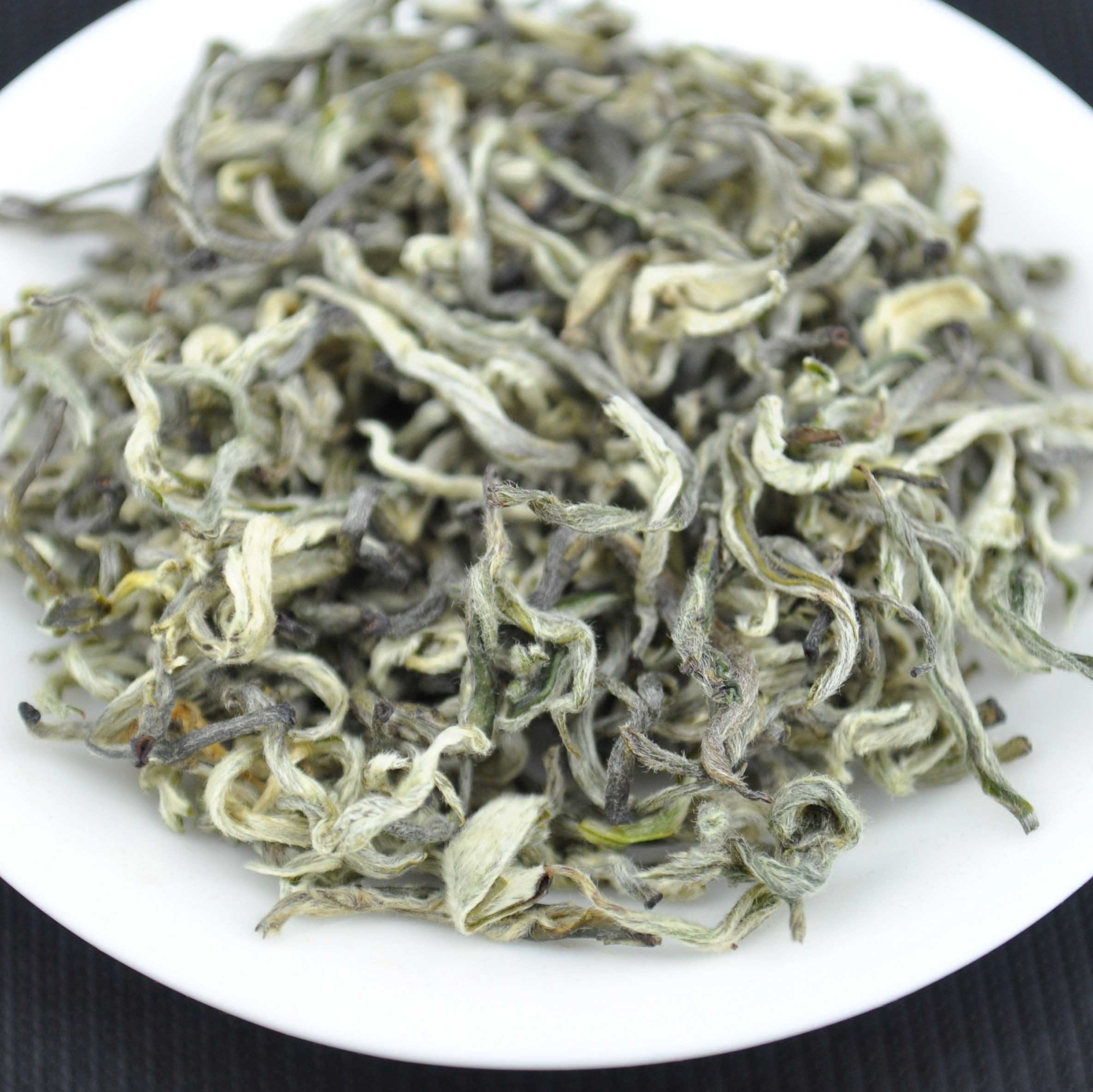 Imperial Pure Bud Bi Luo Chun Yunnan White Tea * 2014 Autumn