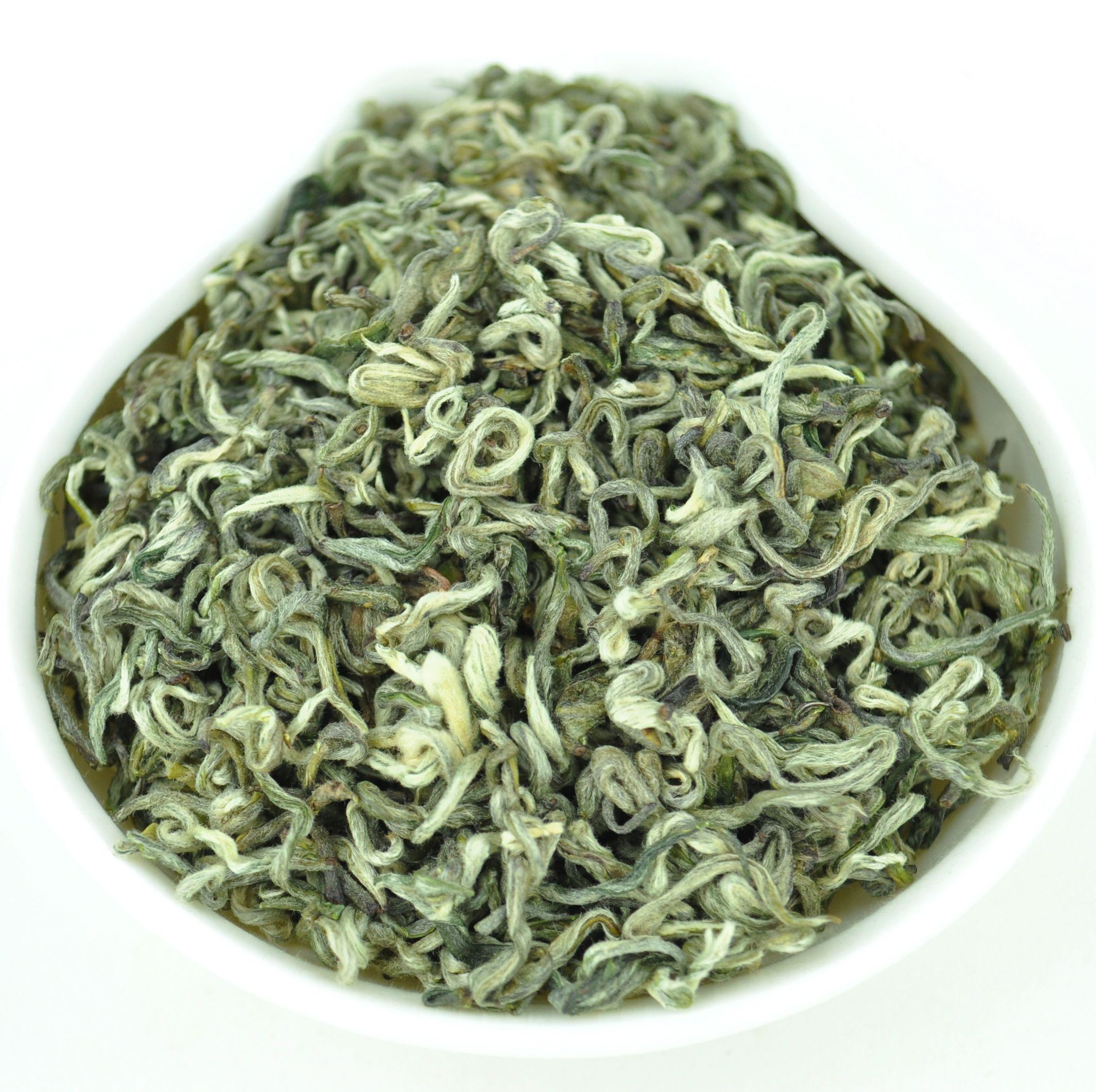 Imperial Yunnan Dong Ting Bi Luo Chun White tea * Spring 2016