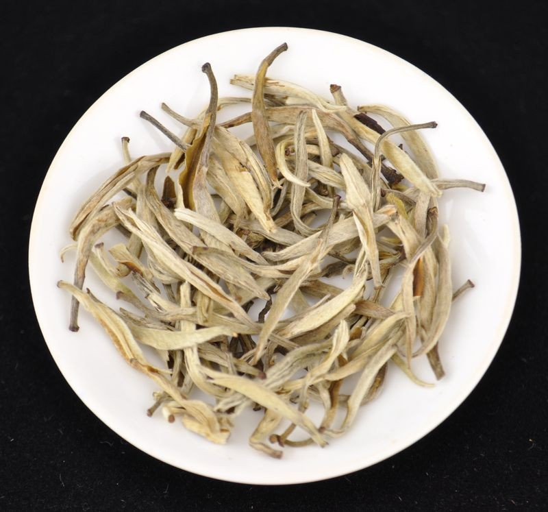 Jasmine Silver Needles White tea of Yunnan * Spring 2016