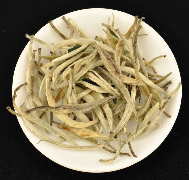 Jing Gu White Pekoe Silver Needles White Tea * Autumn 2015