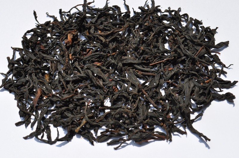 Light Roast Wild Tree Purple Varietal Black Tea of Dehong * Spring 2013