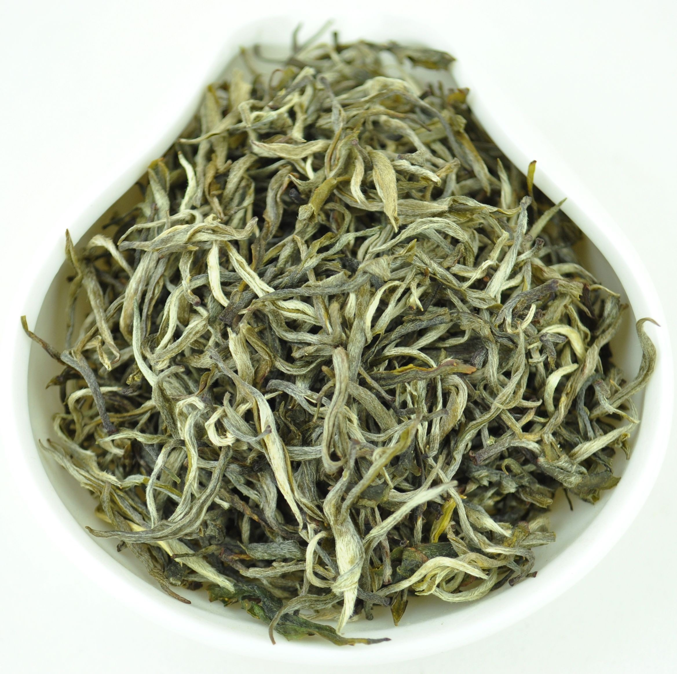 Moonlight Pavilion Pure Bud Bi Luo Chun White Tea * Autumn 2015