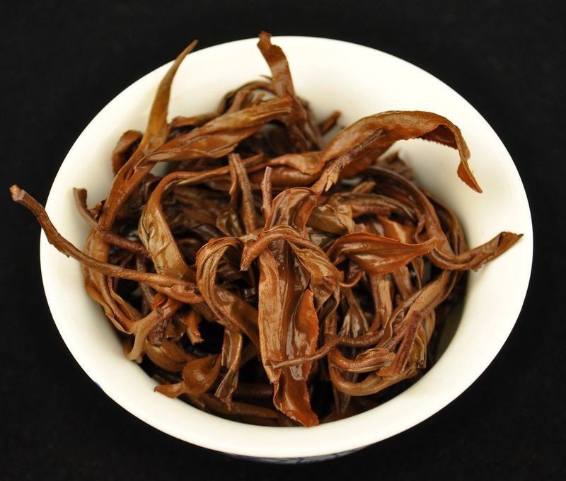 Old Arbor Black Tea Mu Shu Hong Cha * Pure Yunnan Assamica * Spring 2014