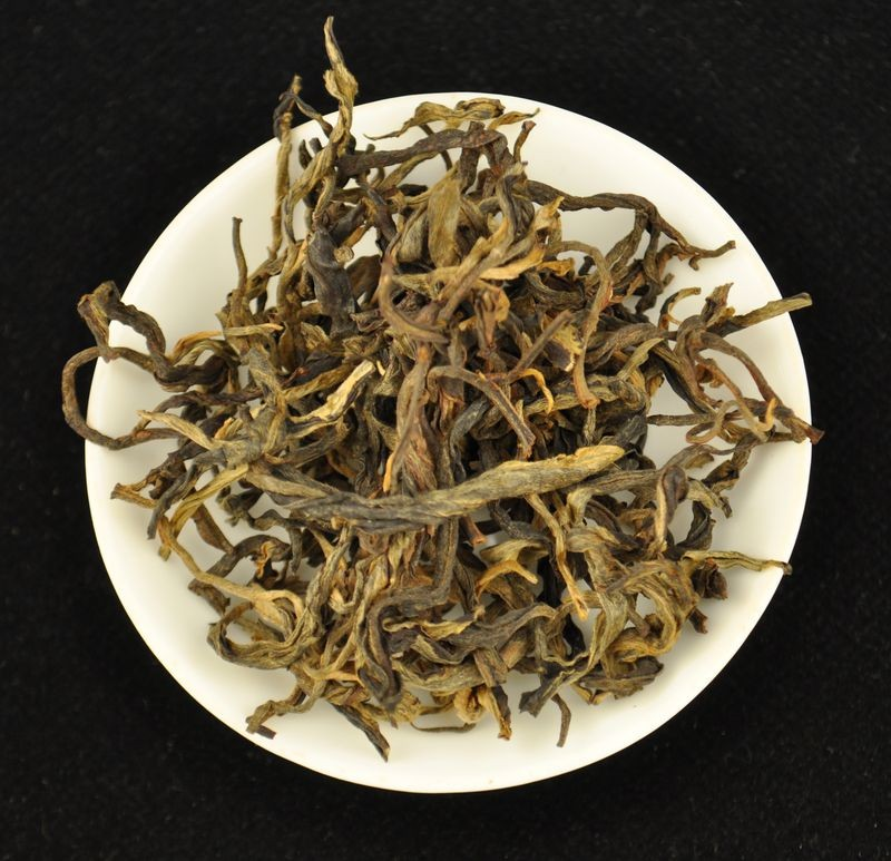 Old Arbor Black Tea Mu Shu Hong Cha * Pure Yunnan Assamica * Spring 2016