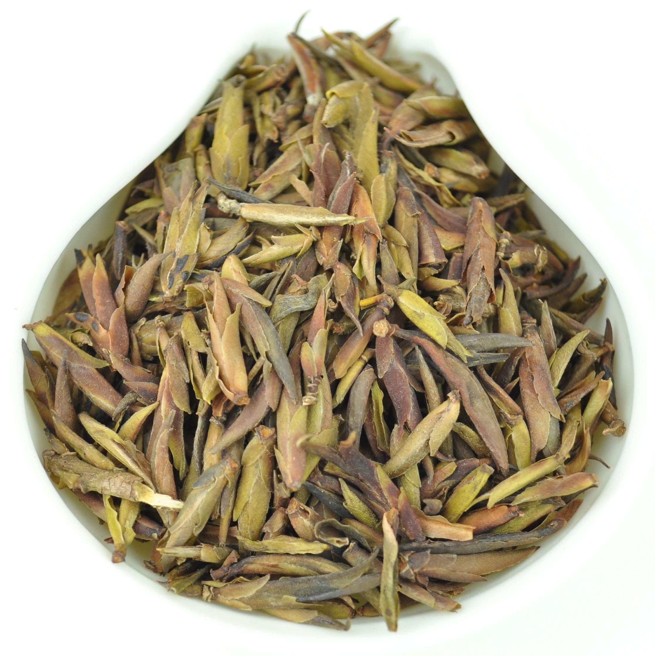 Sun-Dried Purple Buds Wild Pu-erh Tea Varietal - Spring 2015