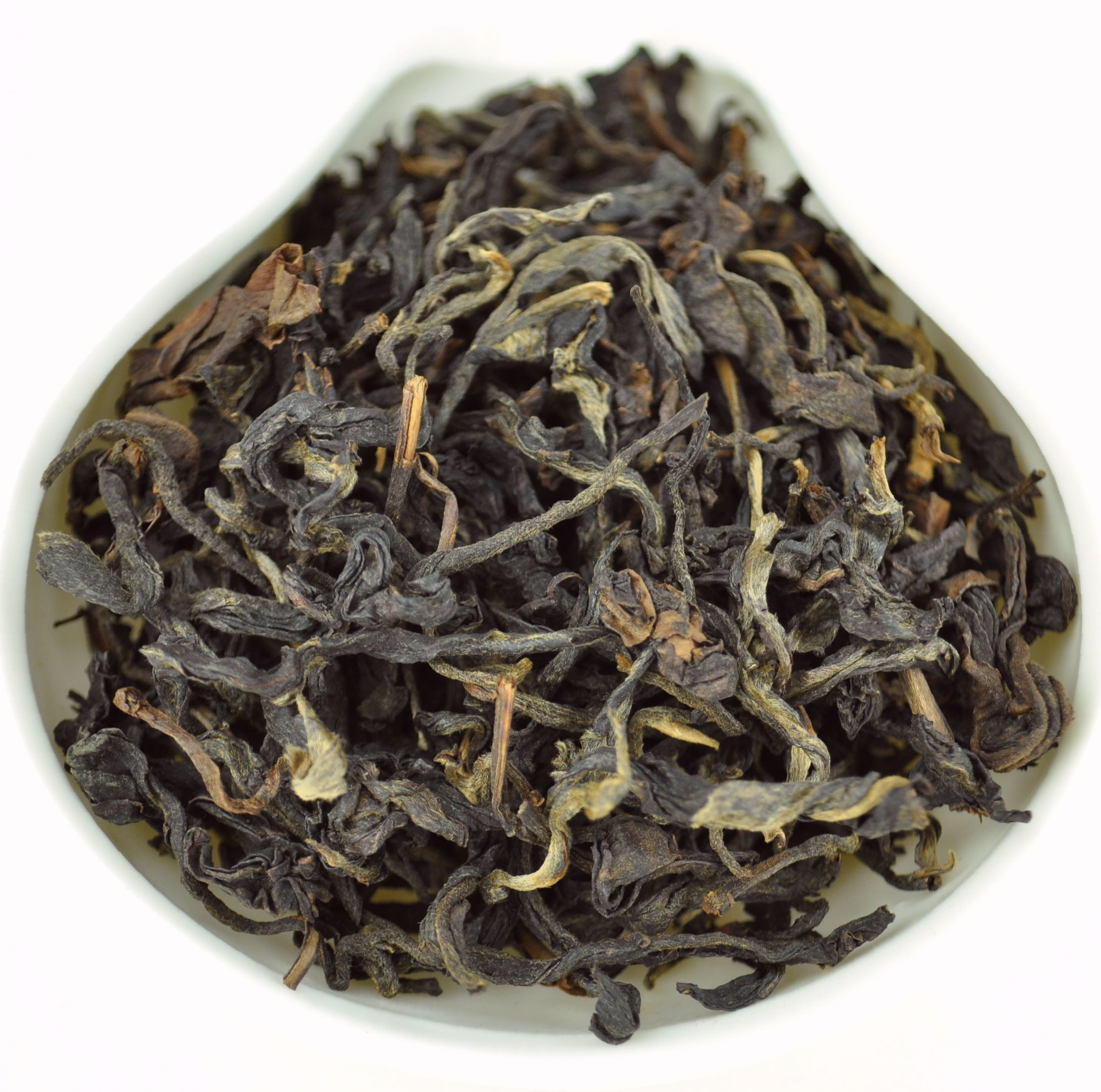 Yi Wu Mountain Wild Arbor Assamica Black Tea * Autumn 2015