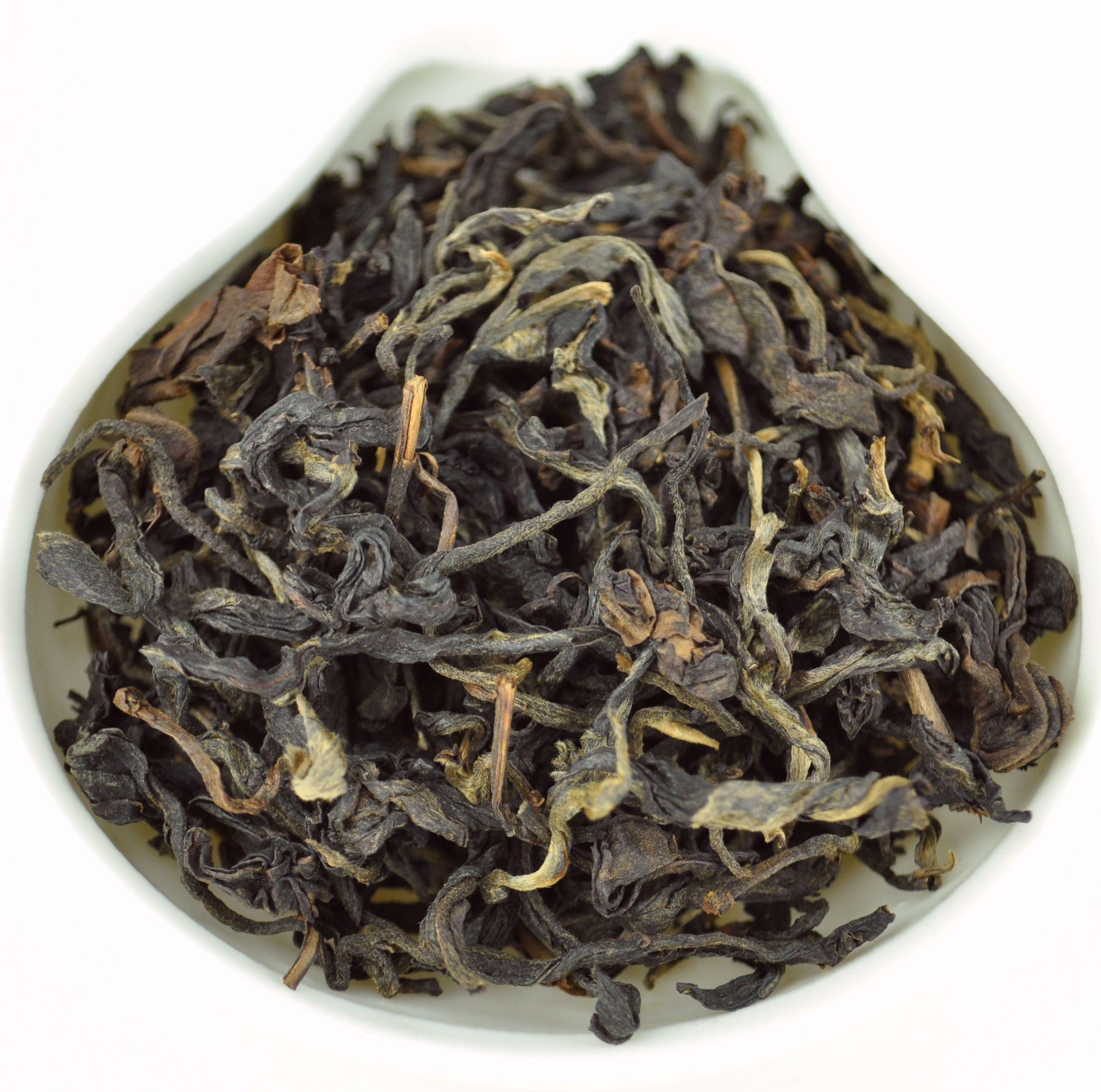 Yi Wu Mountain Wild Arbor Assamica Black Tea * Autumn 2015