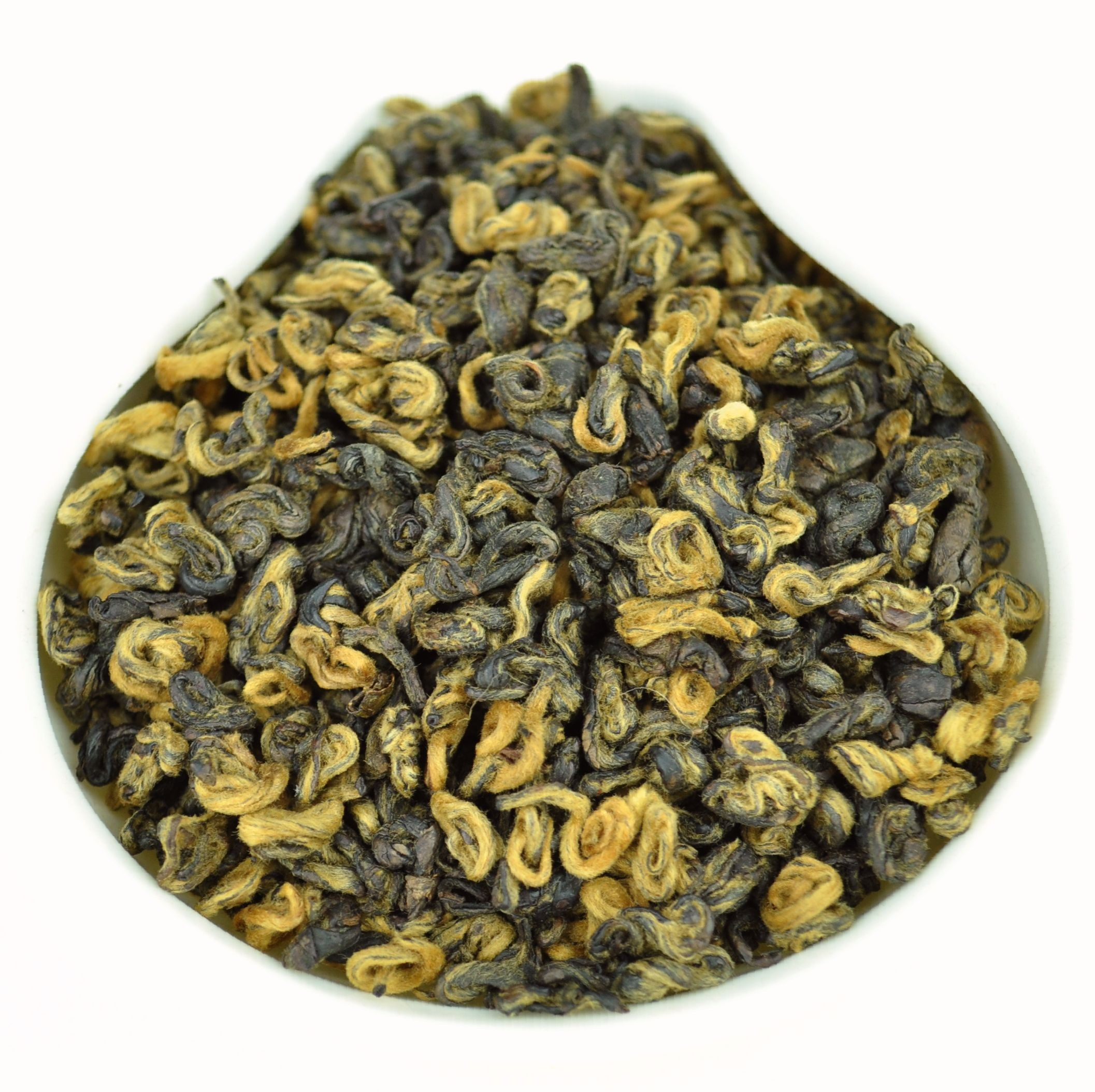 "Yunnan ""Black Gold Bi Luo Chun"" Black Tea * Spring 2016"