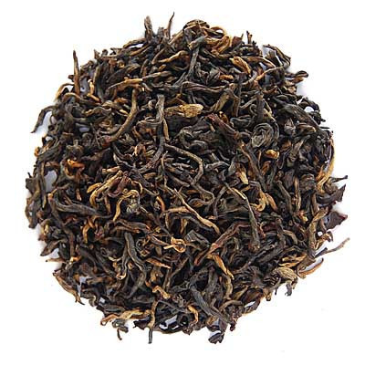 357g High Quality Black Tea Yunnan Big Leaves Ripe Puerh Tea Cake