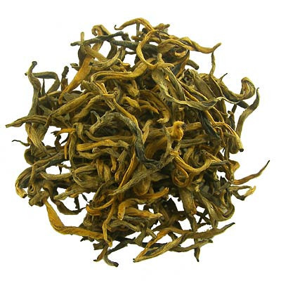 Chinese high mountain milk oolong tea leaves