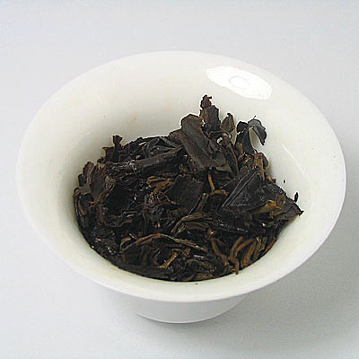 High Beauty Prevent Arteriosclerosis Green Food Yunnan Royal Black Tea