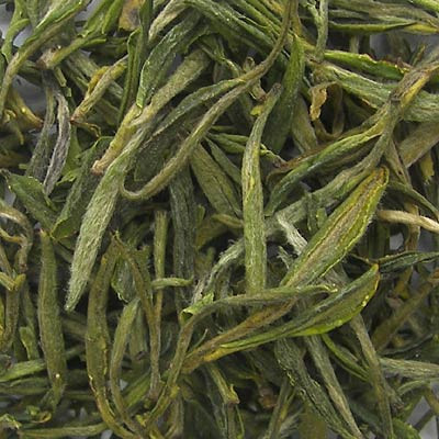 AAA chinese premium Organic food compressed Style Semnostachya green puer tea