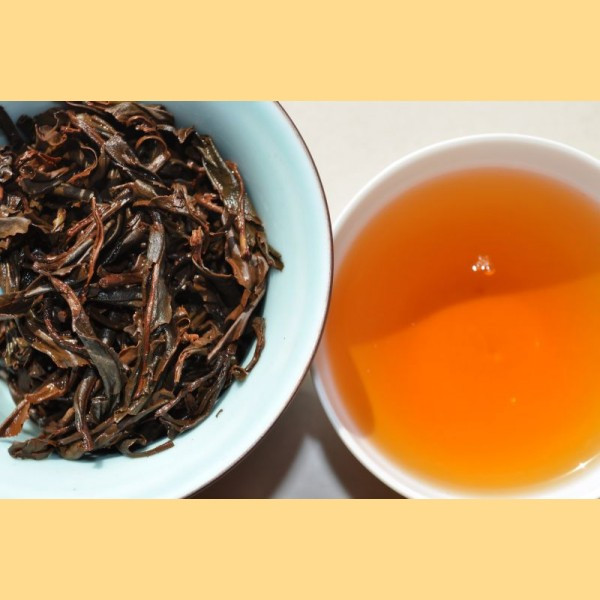 Cooked Puerh Tea from Hong Chang Tai Tea Factory