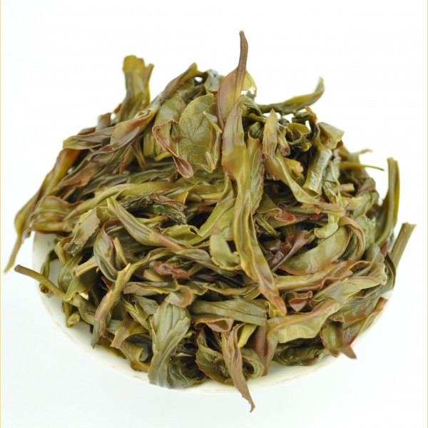 Blended chrysunthemum flavor yunnan ripe puerh teabag with loose leaves 75g/bag