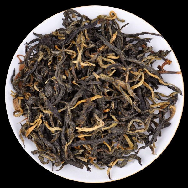 Hot Sale Organic grade 2 black tea and slim healthy black tea