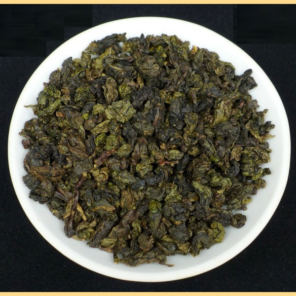 Yunnan natural big leaf tea with flower flavore puer tea for slim tea