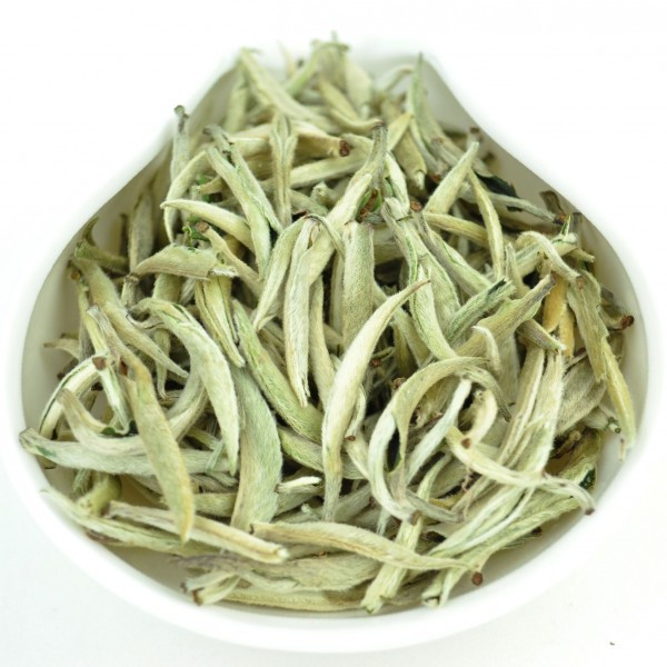 China Organic Green Tea ,White Monkey Paw Green Tea from pure garden