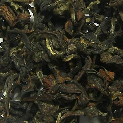 Puerh Tea Dayi Ripe Golden Peacock