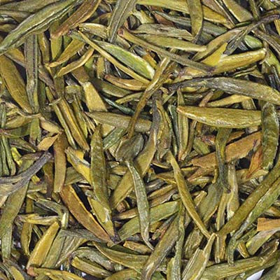 Organic Green Tea from china with low pesticide