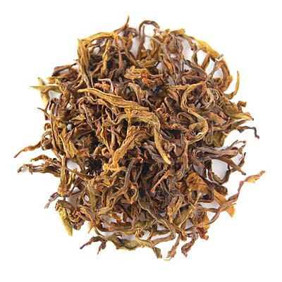 organic green tea tea factory for african market with low price mellow and normal mellow